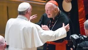 El cardenal de Estados Unidos Theodore McCarrick, renuncia por acusaciones de abuso sexual 1