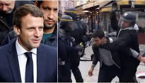 Guardaespalda de Macron será investigado por la Fiscalía de su país 1