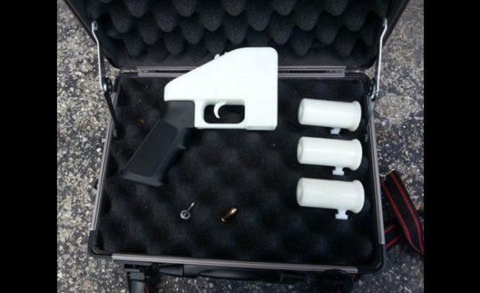 EEUU en alerta por la nueva posibilidad de imprimir pistolas en 3D y su legalización 1