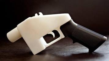 EEUU en alerta por la nueva posibilidad de imprimir pistolas en 3D y su legalización