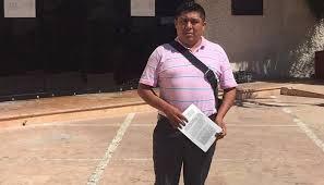 Es asesinado a tiros otro periodista mexicano 1