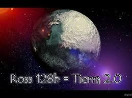 exoplaneta Ross 128 b