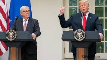 Los EE.UU. y la UE le ponen fin a la guerra comercial