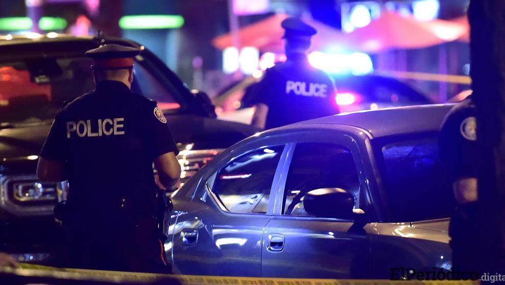Tiroteo en Toronto deja dos muertos y trece heridos