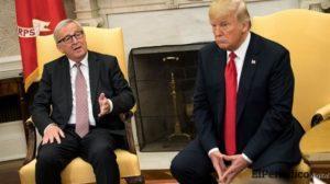 Los EE.UU. y la UE le ponen fin a la guerra comercial 1