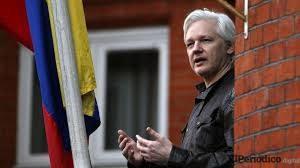 Ecuador y el Reino Unido discuten el asilo político de Julian Assange 1