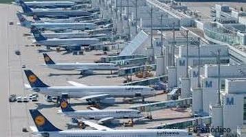 El aeropuerto de Múnich fue desalojado por un falso aviso de bomba