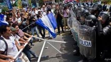 Se reportan al menos 448 fallecidos en 100 días de protestas en Nicaragua