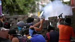 Se reportan al menos 448 fallecidos en 100 días de protestas en Nicaragua 1