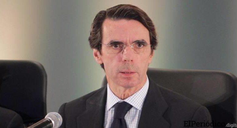 José María Aznar, vuelve al Partido Popular luego de 31 meses 1