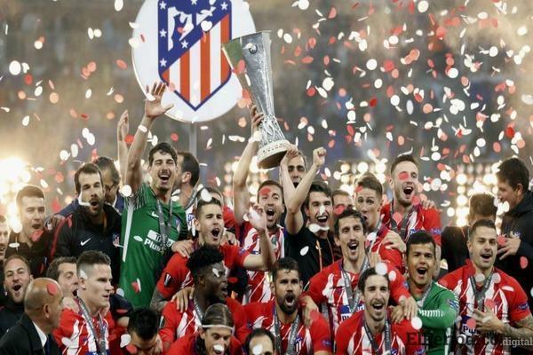 El Atlético de Madrid se viste de Galáctico