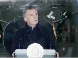 Macri anuncia una reforma de las Fuerzas Armadas argentinas para encargarse del orden interior (2)