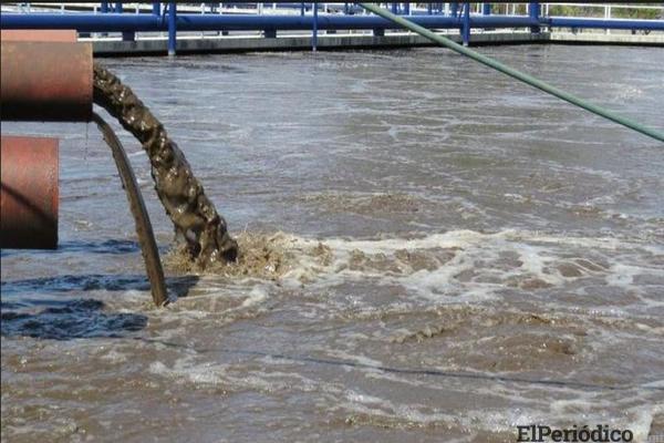 España multada con 12 millones, por mal manejo de aguas residuales