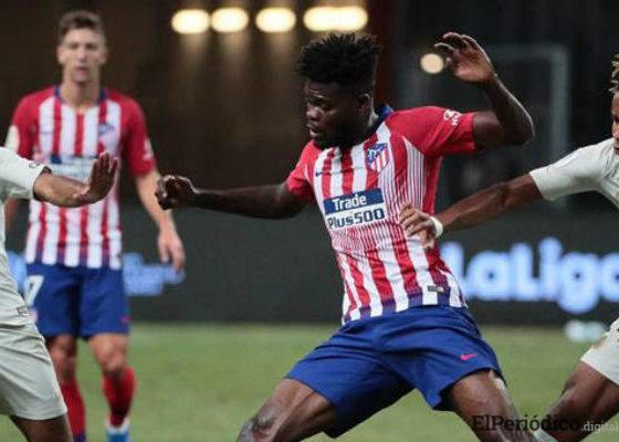 International Champions cup, PSG enfrenta al Atlético de Madrid