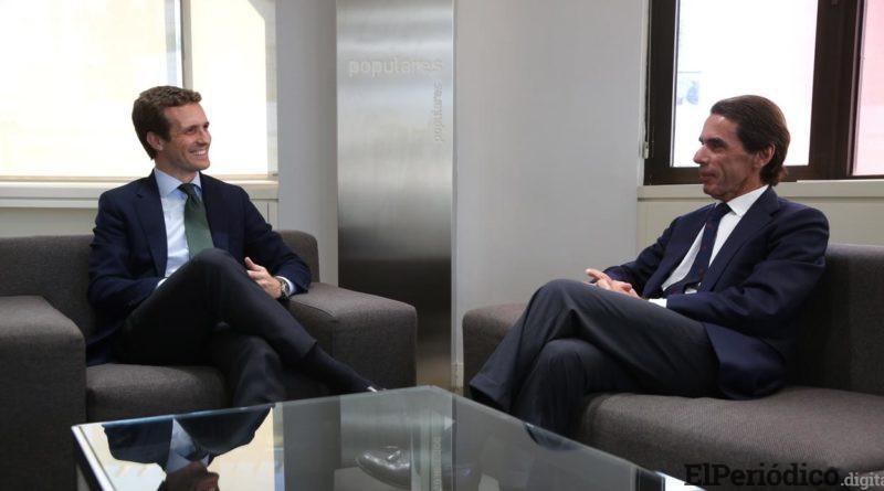 José María Aznar, vuelve al Partido Popular luego de 31 meses
