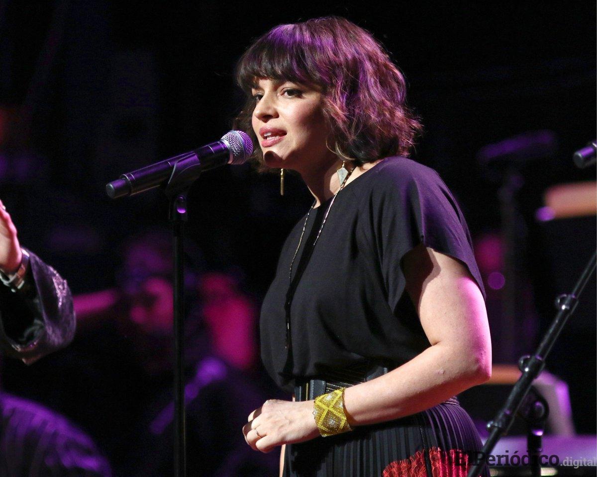Norah Jones cautiva a Madrid con su último concierto