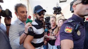 """El guardia civil de """"La Manada"""" mantiene la libertad tras intentar renovar su pasaporte 1"""