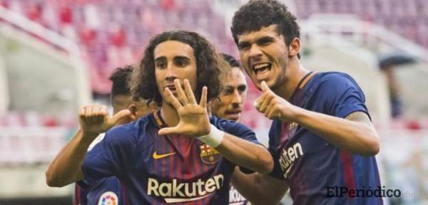 Fichajes en proceso de la liga Española de Fútbol