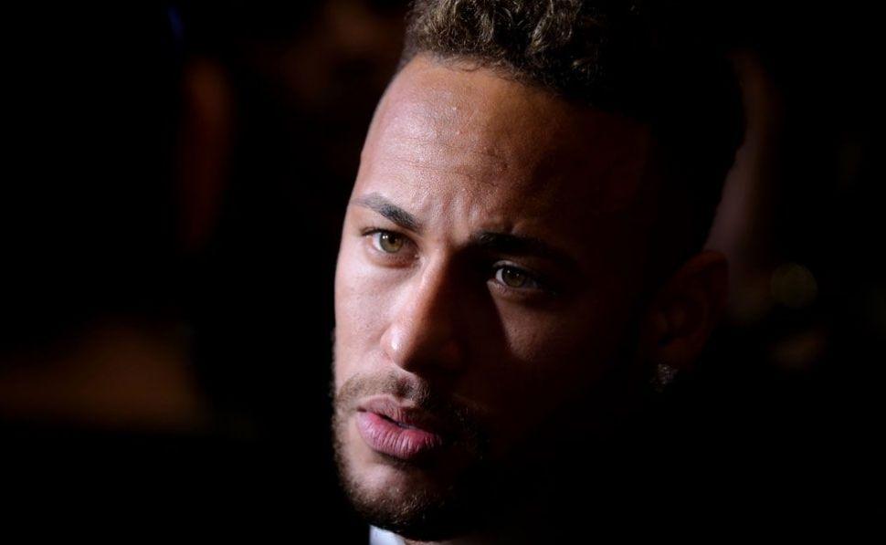 neymar para france futbol