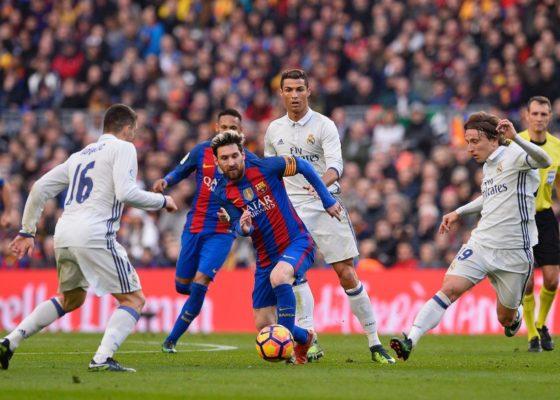 Calendario 2018/19 de La Liga española de fútbol 1
