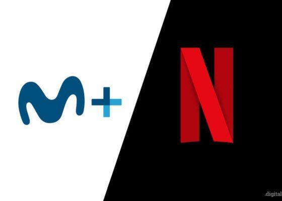 Netflix y movistar