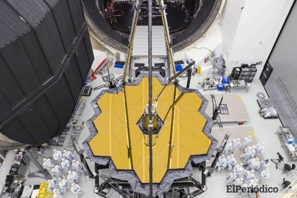 La NASA vuelve a aplazar el lanzamiento del telescopio Webb