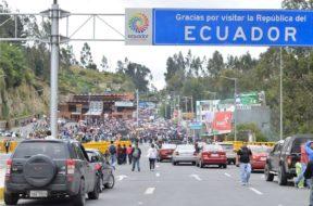 Frontera Ecuador – Colombia