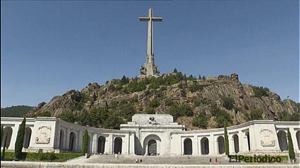 Franco del Valle de los Caídos.