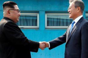 mandatarios coreanos