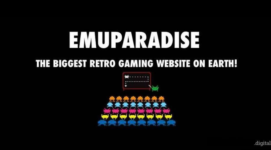 EmuParadise cierra; adiós al paraíso de las ROMs