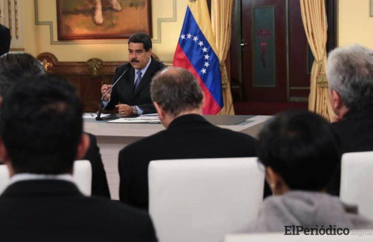 Venezuela: Maduro anuncia nuevas medidas económicas y sueldo mínimo