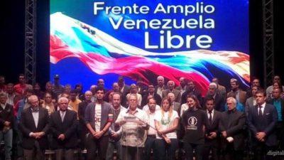 Oposición venezolana ha cuestionado el atentado contra Maduro