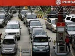 censo para la gasolina