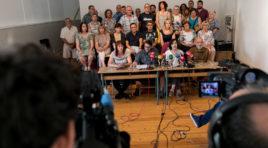 Las victimas de los abusos policiales han lamentado la anulación de la ley navarra