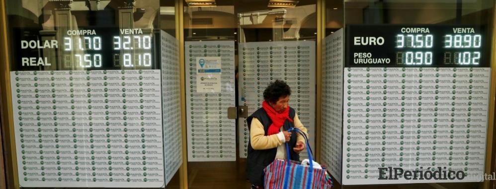 La economía argentina en incertidumbre por desplome del peso