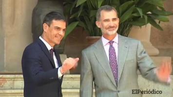 Sánchez defiende al Rey Felipe VI y asegura que siempre ha tendido puentes con Cataluña