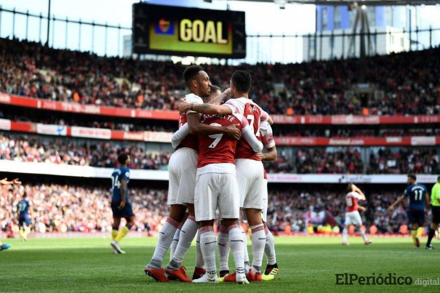 El pasado 25 de agosto, se disputó un partido correspondiente a la tercera jornada de la Liga Premier Inglesa. Se enfrentaron el Arsenal FC y el West Ham United.