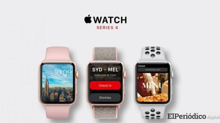 Apple apresura la presentación de sus nuevos modelos de reloj inteligente