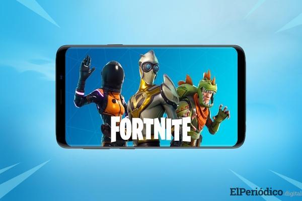 Fortnite Battle Royale llegó a Android, la beta del juego ya se puede descargar