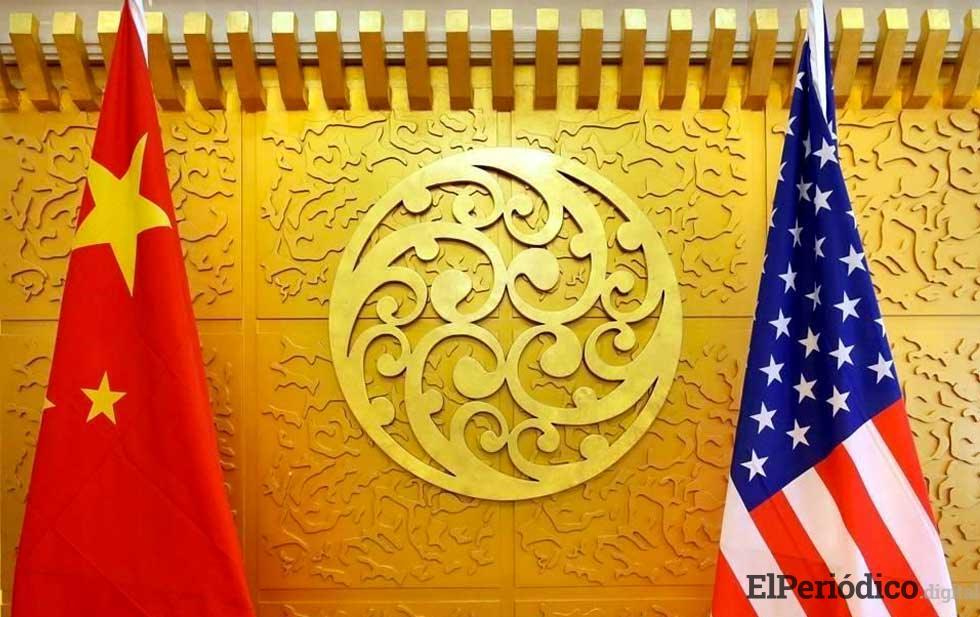Gobierno chino critica la nueva ley de Estados Unidos