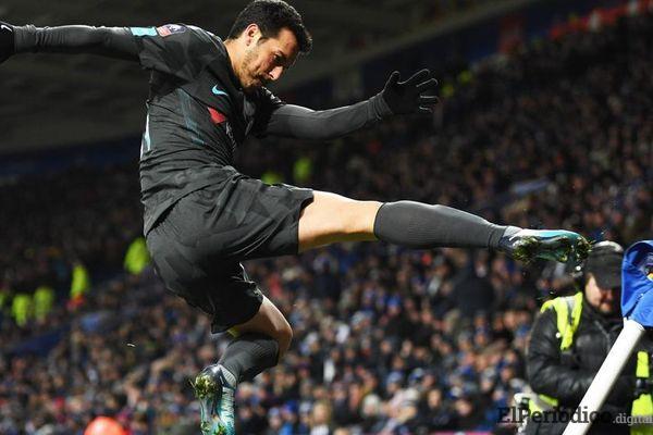 Este viernes 3 de agosto del 2018, en la ciudad de Londres-Inglaterra, se dio a conocer la renovación de contrato de Pedro Rodríguez.
