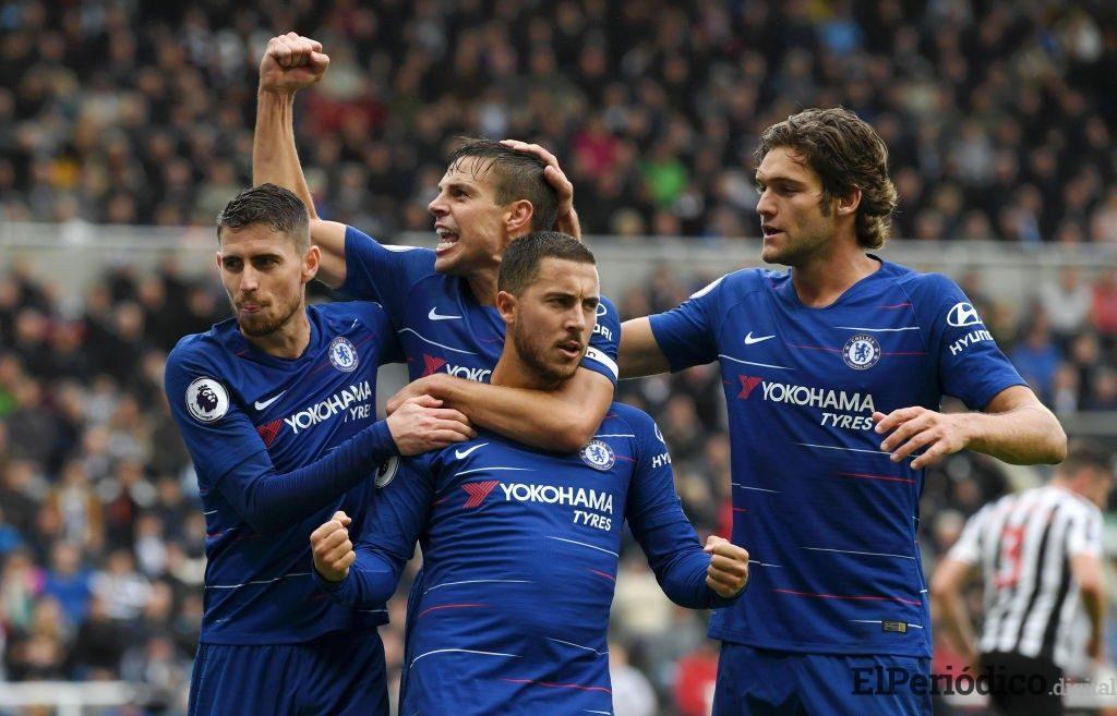 El pasado 26 de agosto, el Chelsea FC derrotó al Newcastle United en la jornada 3 de la Liga Premier Inglesa con marcador de 1 a 2.