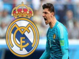 Thibaut-Courtois-Real Madrid