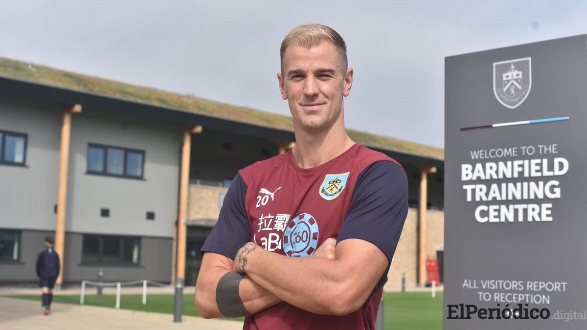 El martes 7 de agosto del 2018, el Burnley FC de la Liga Premier Inglesa, hizo oficial la contratación de Joe Hart. El cual pertenecia del Manchester city.