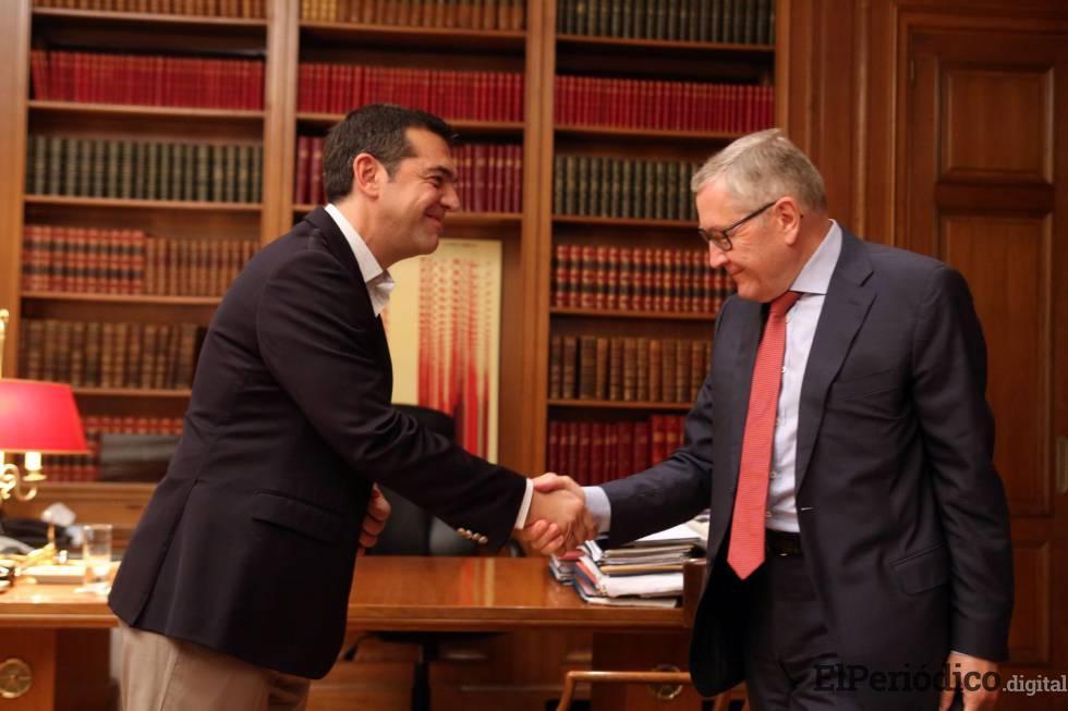 Este 20 de agosto, la Comisión Europea comenzó a celebrar que Grecia quedase libre de una era de rescates y que diera por cerrada la crisis del euro.