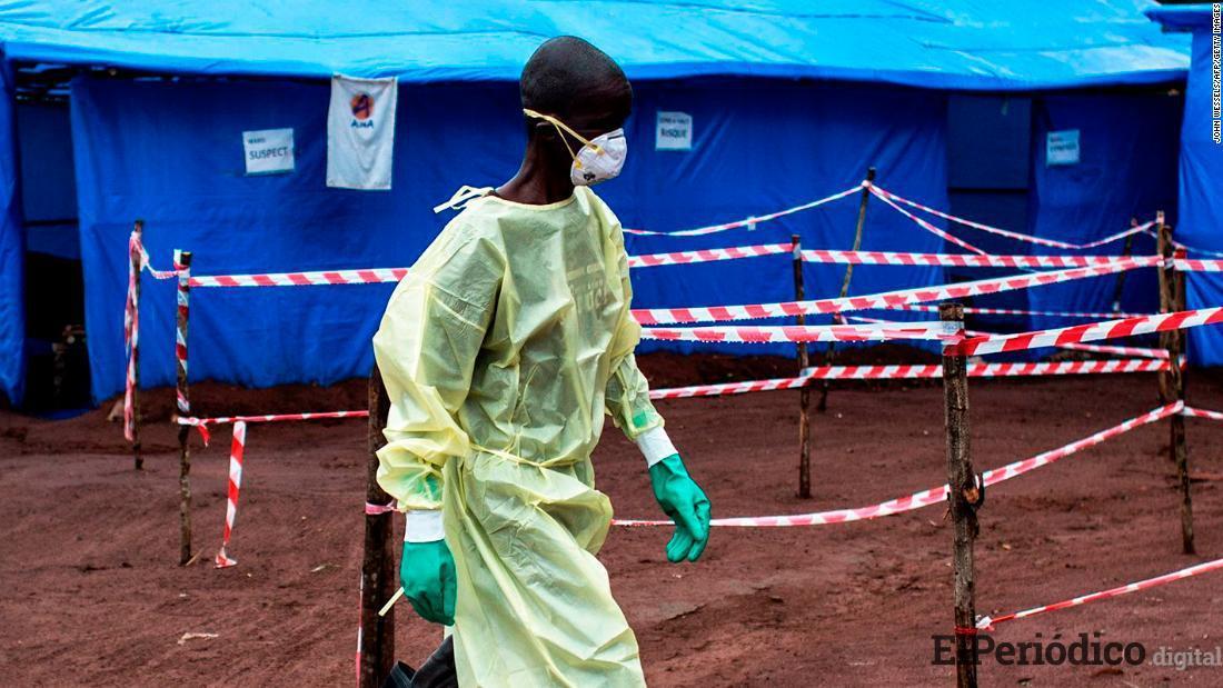 Un nuevo brote de Ébola reaparece en la República del Congo