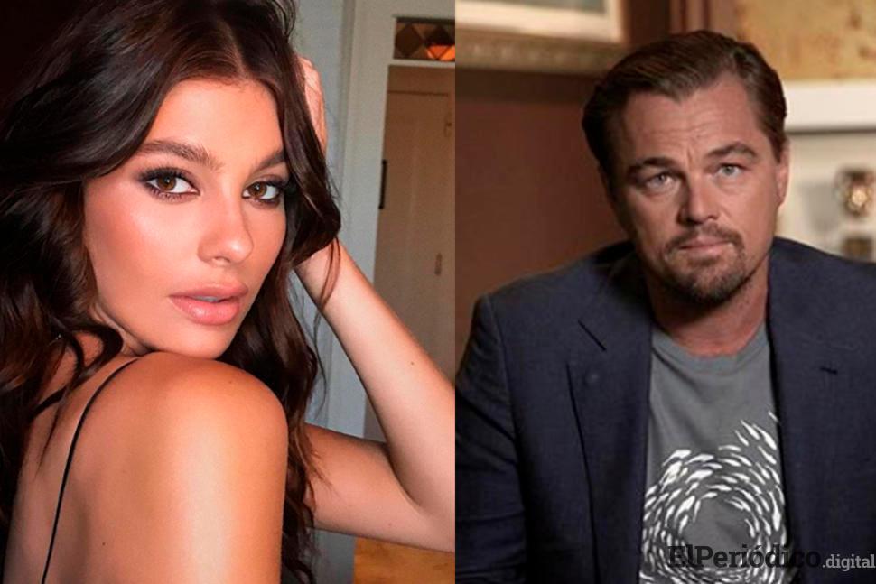 """Leonardo DiCaprio novio de la modelo argentina """"Camila Morrone"""""""