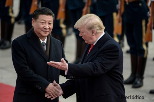 China contraataca comercialmente a los Estados Unidos 1