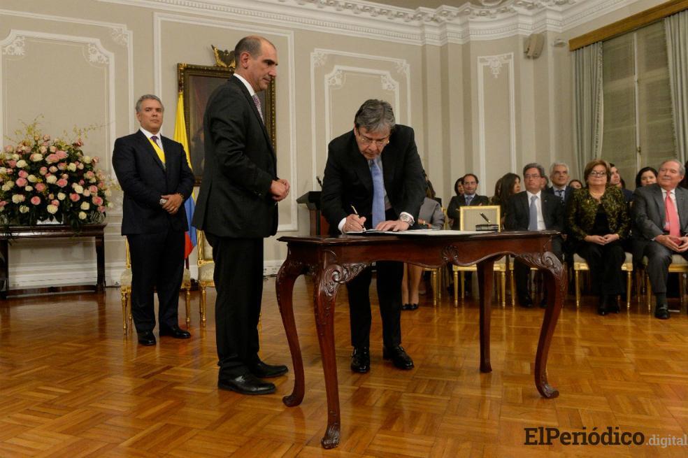 Gobierno de Colombia confirma su intención de retiro de la Unasur 1