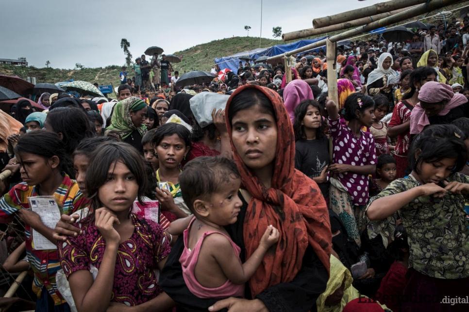 A un año de cumplirse la masacre de los rohinyá, el 27 de agosto por el ejército birmano. La ONU exige se castigue a los responsables